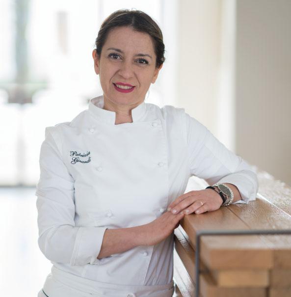 Masseria Amastuola: Chef Patrizia Girardi