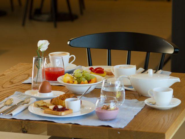 Masseria Amastuola: colazione