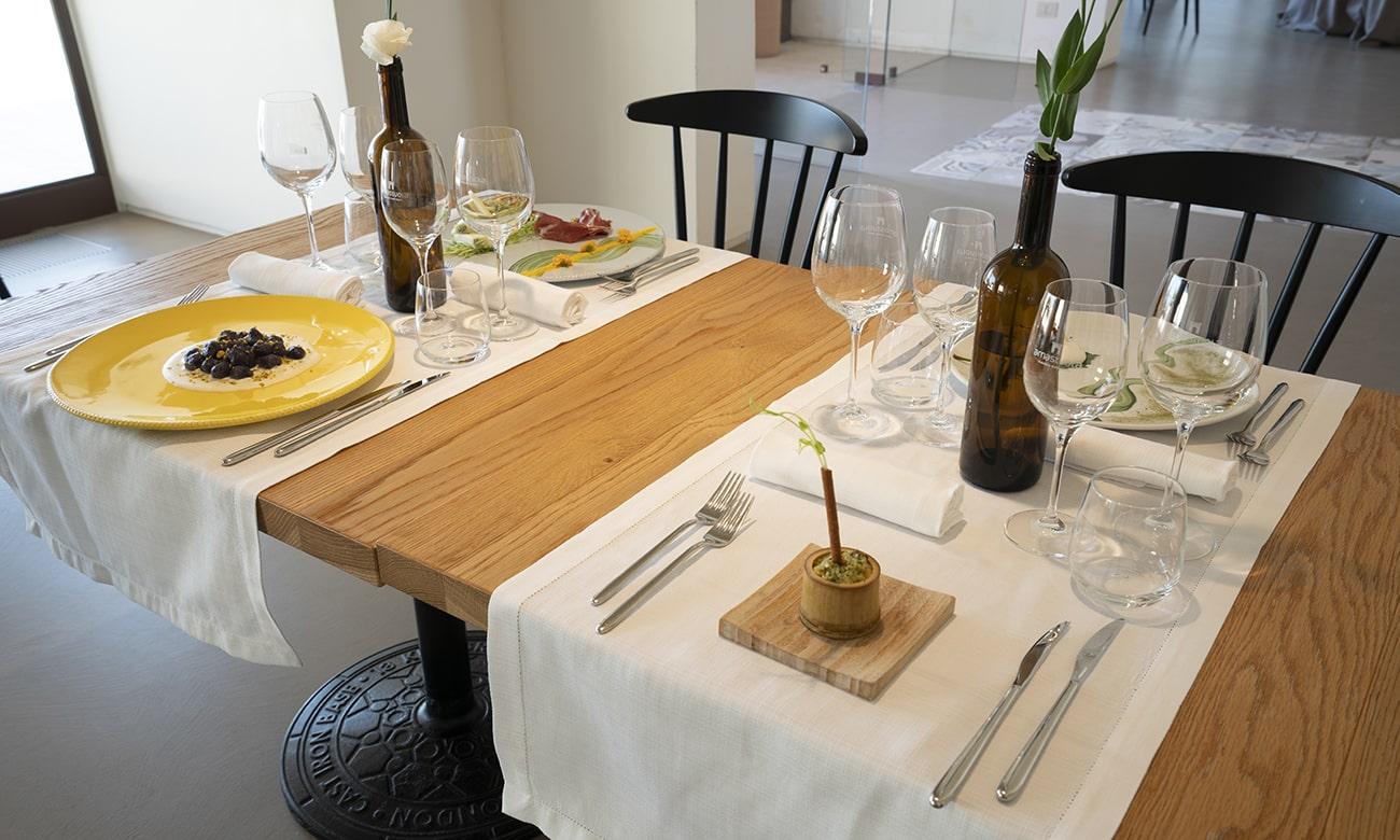 Masseria Amastuola: ristorante