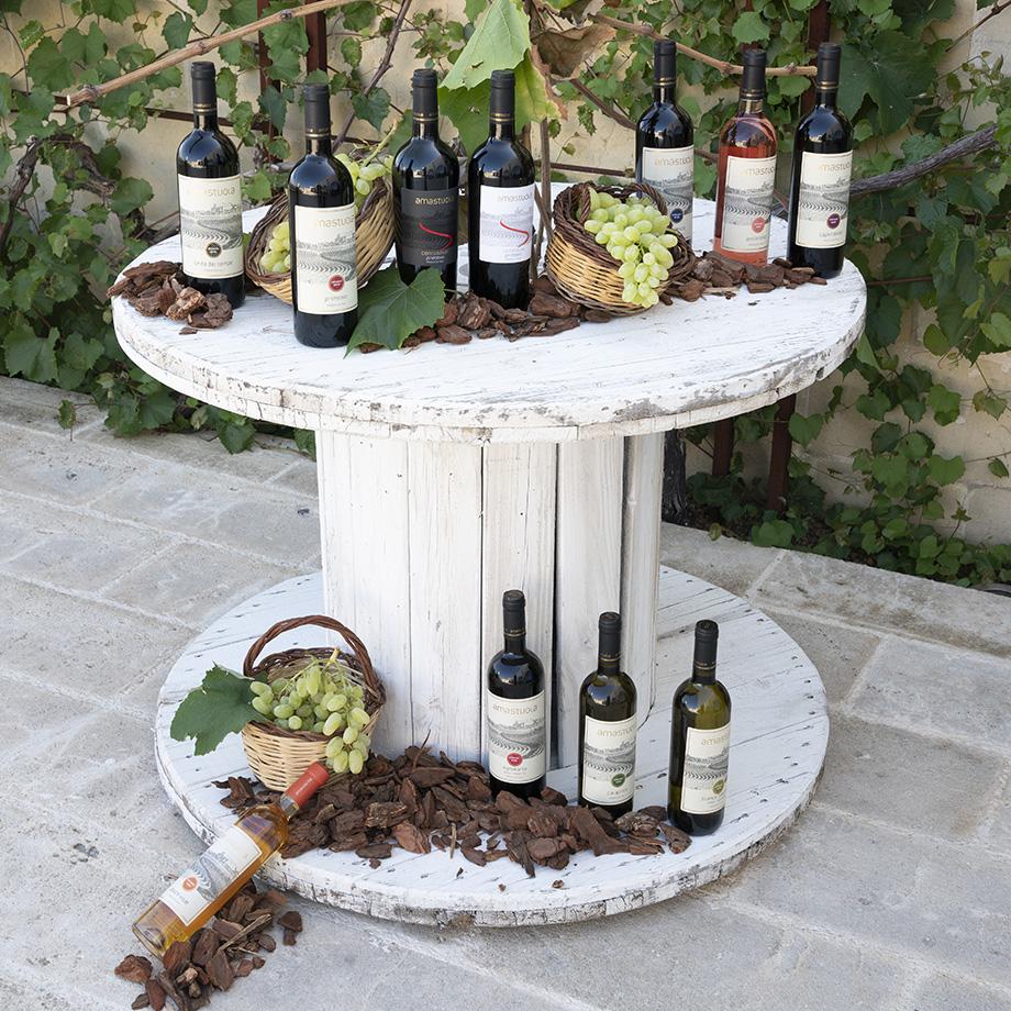 Vini biologici Amastuola