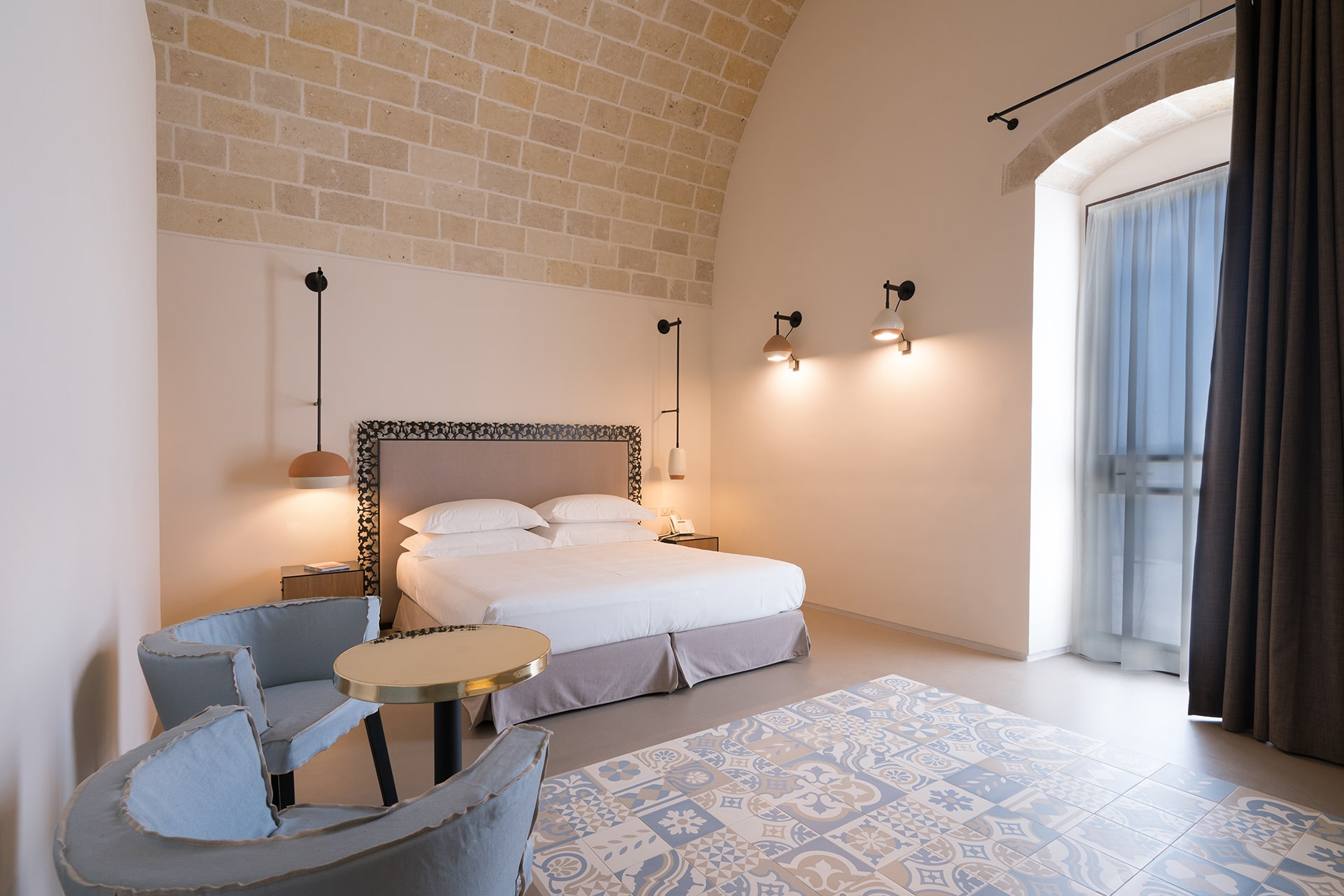 Masseria Amastuola: camera Exclusive