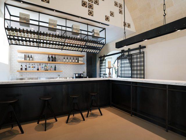 Masseria Amastuola: zona bar