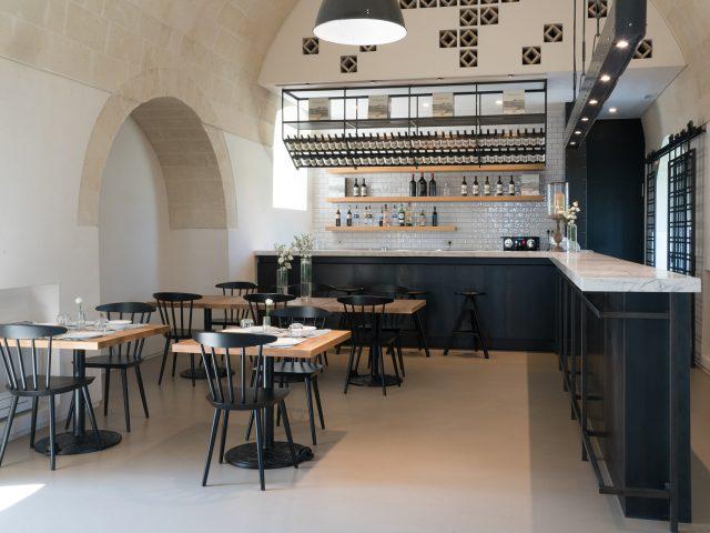 Masseria Amastuola: zona colazioni