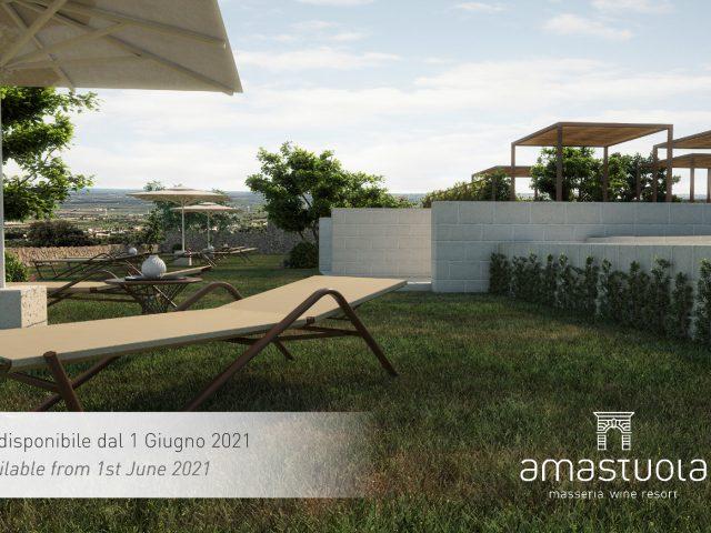 Piscina Masseria Wine Resort